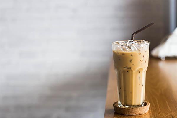 Comment faire cafe froid